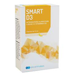 SMART D3 GOCCE 15ML BANANA