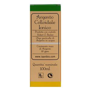 ARGENTO COLLOIDALE ION 20PPM