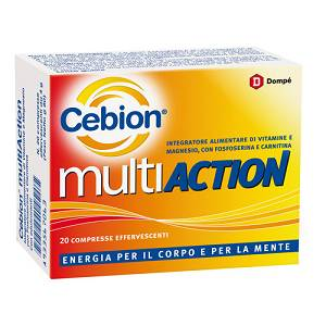 CEBION MULTIACTION 20CPR EFFER