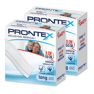 CER PRONTEX LONG AID 50X8CM