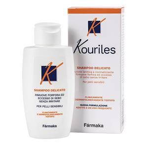 KOURILES SH ANTIFORF 100ML