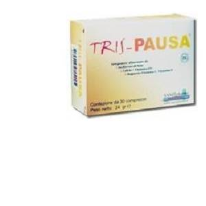 TRIS Pausa Integratore 800 mg 30 Compresse
