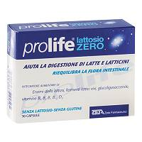 PROLIFE LATTOSIO ZERO 30CPS